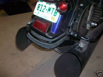 Purchase Harley Trailer Hitch Hidden 1997-2008 ULTRA CLASSIC motorcycle in Commerce City, Colorado, United States