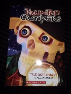 Haunted Campers book
