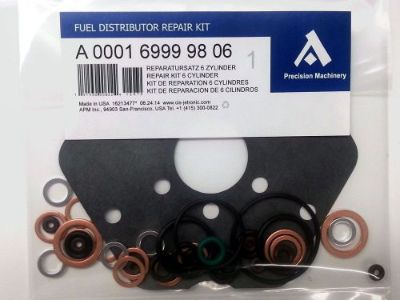 Buy Repair Kit for Bosch 6CYL Fuel Distributor - Mercedes-Benz, Ferrari, Lamborghini motorcycle in San Francisco, California, United States, for US $128.00