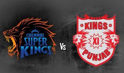Kings XI Punjab and Chennai Super Kings Today IPl Match