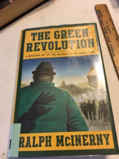 The Green Revolution. Used $1