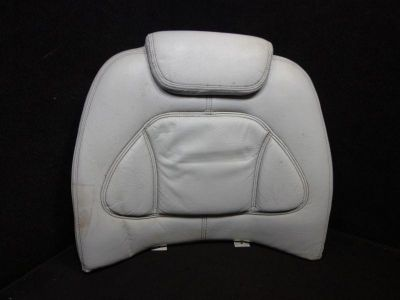 Find SKEETER BASS BOAT SEAT BACK #DR45 - INCLUDES 1 GREY SEAT BACK CUSHION motorcycle in Gulfport, Mississippi, US, for US $159.99