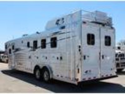 2018 4 Star 4-HORSE 13' OUTLAW CONVERSION 4 horses