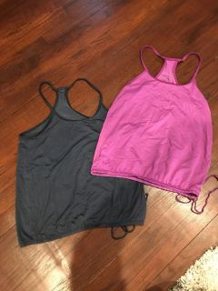 ON workout tops