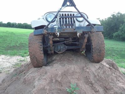 Old running Jeep 4x4 no tittle (bill of sale)