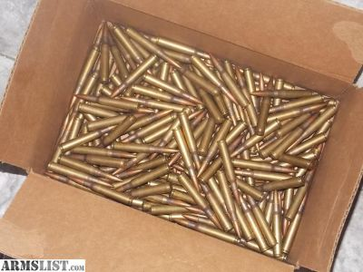 For Sale: 199 Rds 30-06 Surplus M2 Ball Ammo