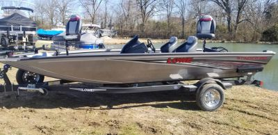 2019 Lowe STINGER 188 W/ MERCURY 115 PRO XS & TRAILER Bass Boats West Plains, MO