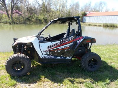 2015 Arctic Cat WILDCAT SPORT LIMITED WITH LOTS OF EXTRAS Utility Vehicles West Plains, MO