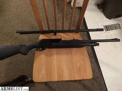 For Sale/Trade: REM 12GA COMBO