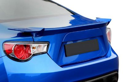 Find New 2013 Subaru BRZ Factory Style Spoilers Spoiler & Wings, ABS Plastic motorcycle in Roanoke, Texas, US, for US $154.95
