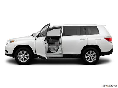 2012 Toyota Highlander LIMITED AWD SUV