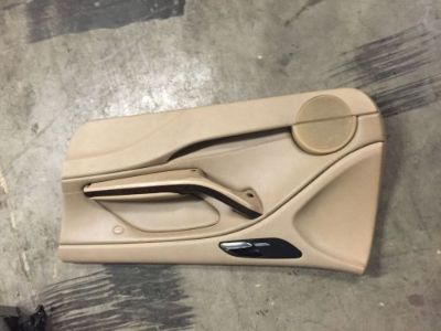 Purchase BMW E46 Front Door Panel Right Passenger 2 Door TAN 00-06 323 325 328 330 M3 motorcycle in New Port Richey, Florida, United States, for US $129.99