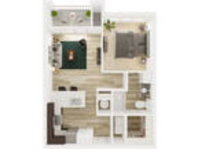 Everly Apartments - A2a