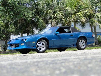 1991 Chevrolet Camaro RS (Teal)
