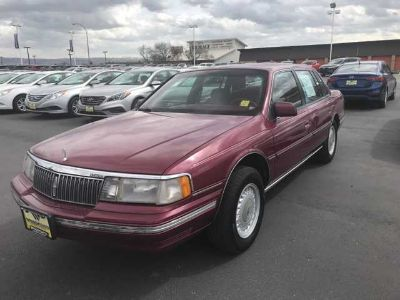 1991 Lincoln Continental Signature