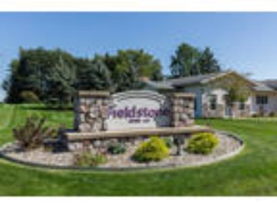 Fieldstone Apartments - Two BR, One BA - 970 sq ft