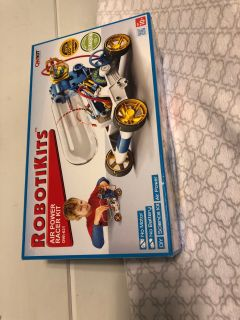 Robotikits- Air Power Racer Kit NIB