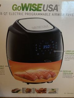 Air Fryer- Never Been Used