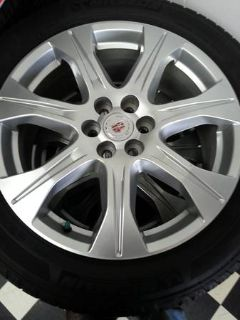 20 inch rims and tires for SRX