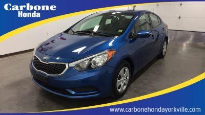 2015 Kia Forte LX (Blue)