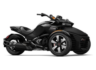 2018 Can-Am Spyder F3-S SE6 3 Wheel Motorcycle Motorcycles Castaic, CA