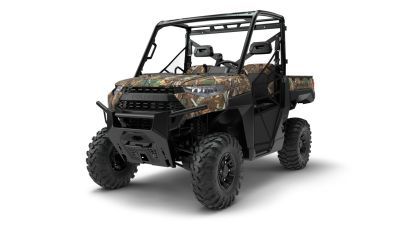 2018 Polaris Ranger XP 1000 EPS Side x Side Utility Vehicles Broken Arrow, OK