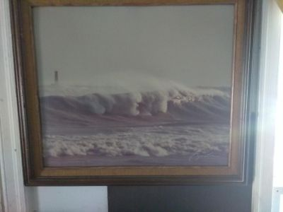 A signed by artist picture