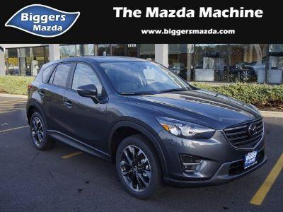 2016 Mazda CX-5 Grand Touring (Meteor Gray Mica)