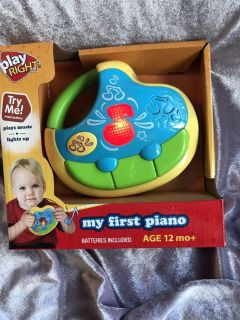 New my first piano musical light up toy