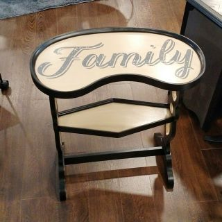 Small Kidney Shaped Table