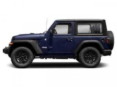 2019 Jeep Wrangler Rubicon (Ocean Blue Metallic Clearcoat)