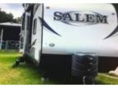 2014 Forest River Salem Travel Trailer in Sherman, TX