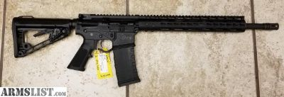For Sale: ATI Omni Hybryd Maxx AR-15 5.56mm this rifle is new with 1 mag Inv.# G-I-7105