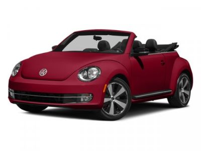 2014 Volkswagen Beetle Turbo PZEV (Reef Blue Metallic/Black Roof)