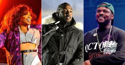 Kendrick Lamar, SZA & Schoolboy Q 2018 Tickets - TixTM