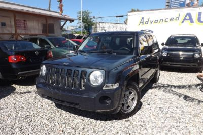 2008 Jeep Patriot Sport (Steel Blue Metallic)