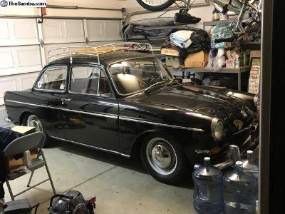 1964 E Model Notchback