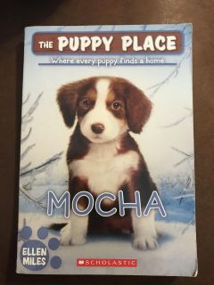 Puppy place scholastic book