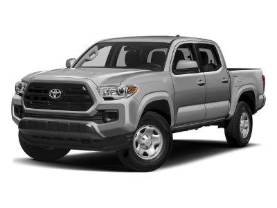 2018 Toyota Tacoma TRD Offroad 4WD (Silver Sky Metallic)