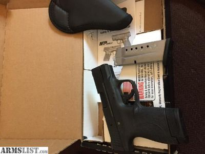 For Sale: M and p shield
