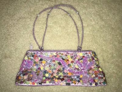 Cool beaded purse