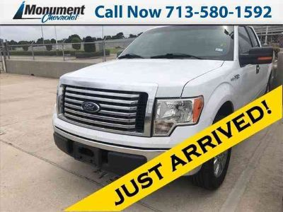 Used 2012 Ford F-150 2WD SuperCab 145