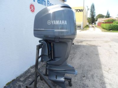 Find 2004 225HP 225 HP YAMAHA FOUR STROKE OUTBOARD MOTOR F225 motorcycle in West Palm Beach, Florida, United States