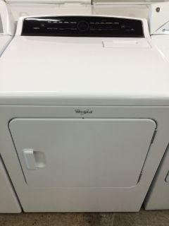 Whirlpool Cabrio Electric Dryer w/ Steam