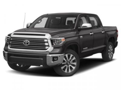 2019 Toyota Tundra Limited (Cement Gray)
