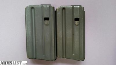 For Sale: Two (2) Preban AR15 20rd mags
