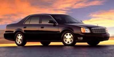 2002 Cadillac DeVille Base (Sterling)