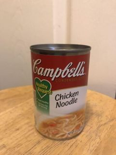 Campell s chicken noodle soup