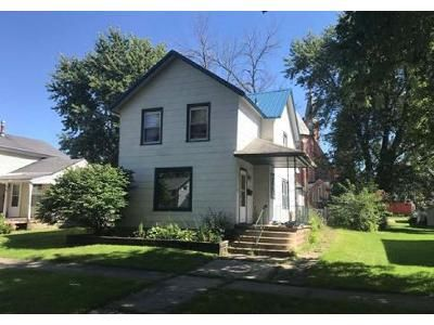 3 Bed 1.5 Bath Foreclosure Property in Amboy, IL 61310 - N Metcalf Ave