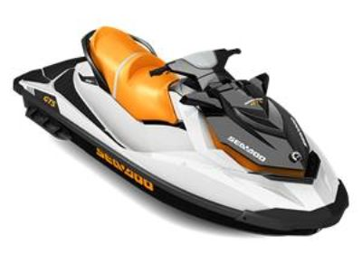 2017 Sea-Doo GTS 3 Person Watercraft Ontario, CA